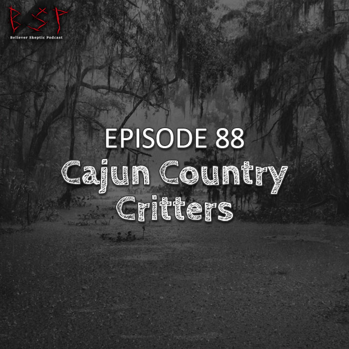 Episode 88 – Cajun Country Critters